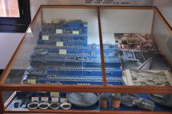 選鉱所模型